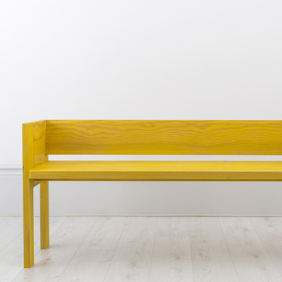 BF02-1 Pew Bench